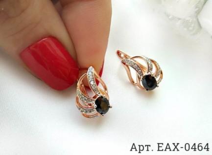Фианитовые серьги EAX-0464 стоимость