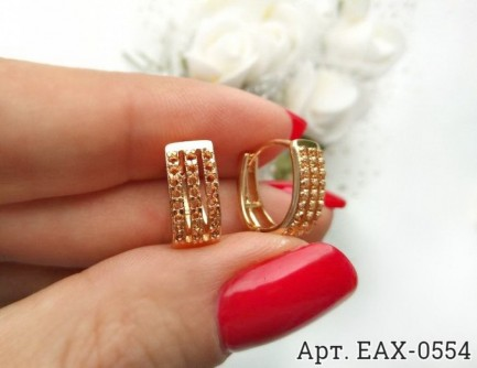 Серьги EAX-0554 стоимость