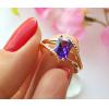 Кольцо с фианитами RIF-0044 стоимость