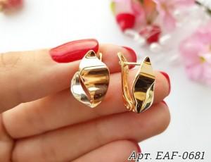 Серьги EAF-0681 цена