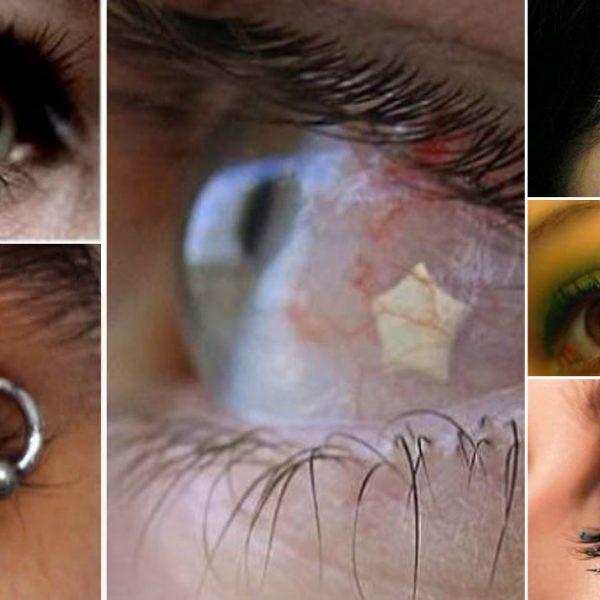 Бижутерия для глаз
