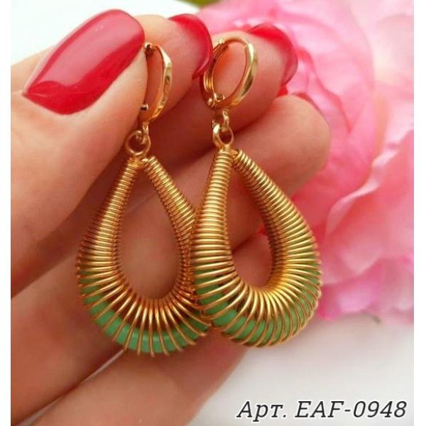 Серьги EAF-0948 цена
