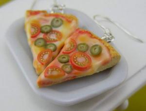 Бижутерия пицца