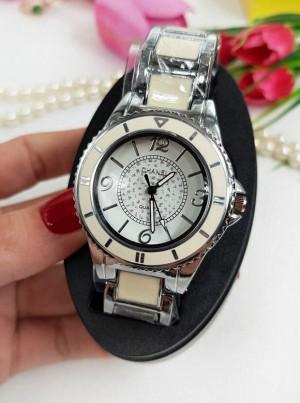 Часы женские кварцевые ювелирный сплав