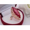 Кольцо с фианитом RIF-0019 цена