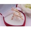 Фианитовое кольцо RIF-0160 бижутерия