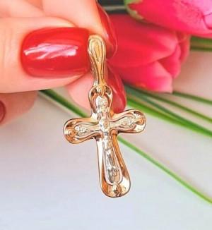 Крест с комбинированным покрытием недорого